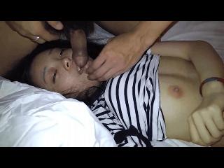 สาวมหาลัย โดนมอมยา ไม่รู้เรื่องเลย โดนจัดหนัก | 248avporn